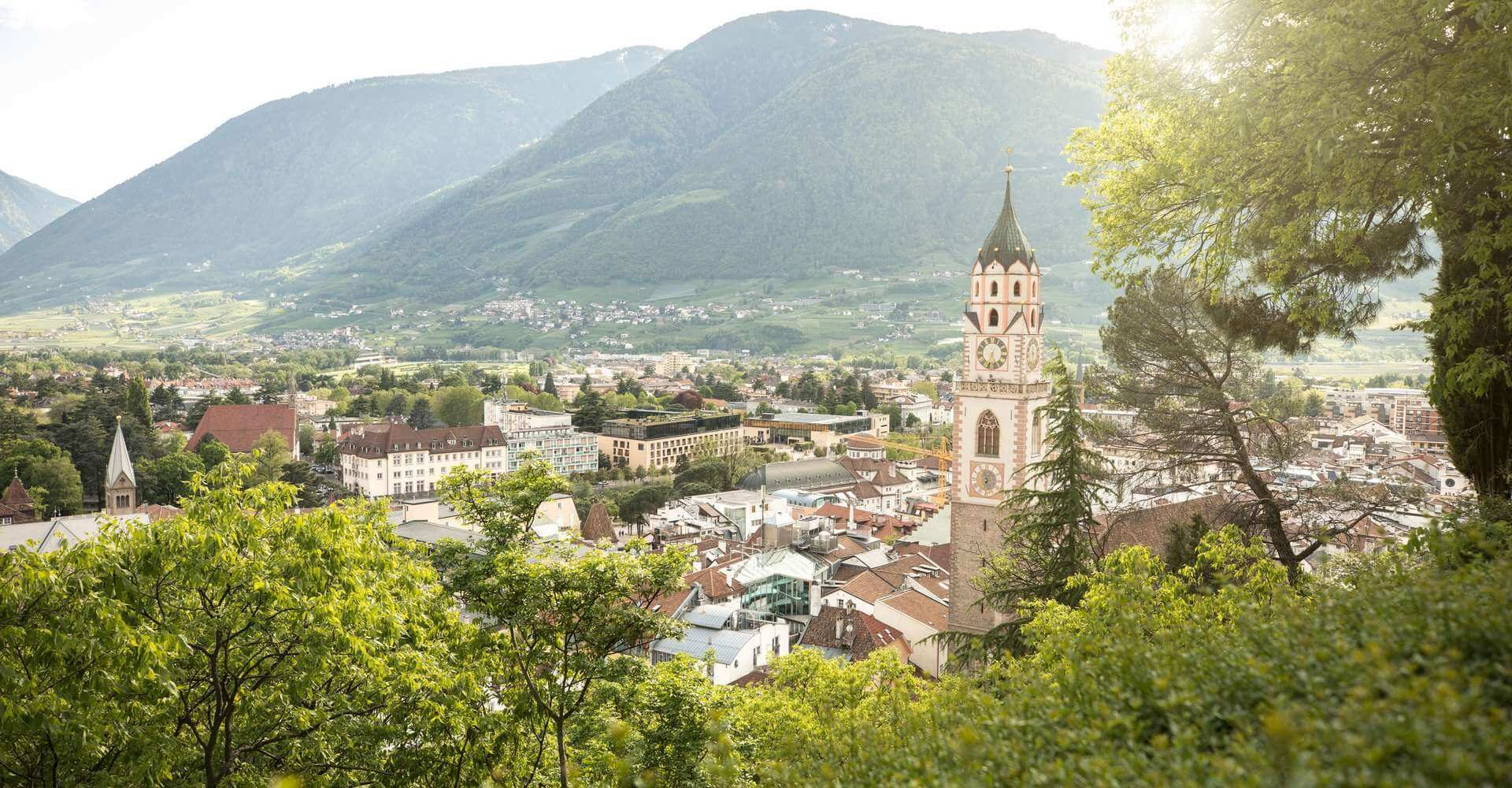Ferienhaus Meran Südtirol