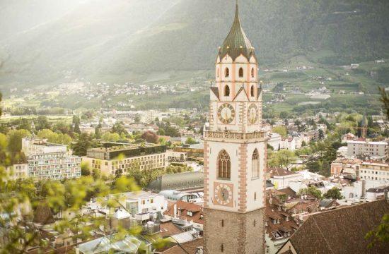 Haus Alber in Meran/Obermais - Südtirol