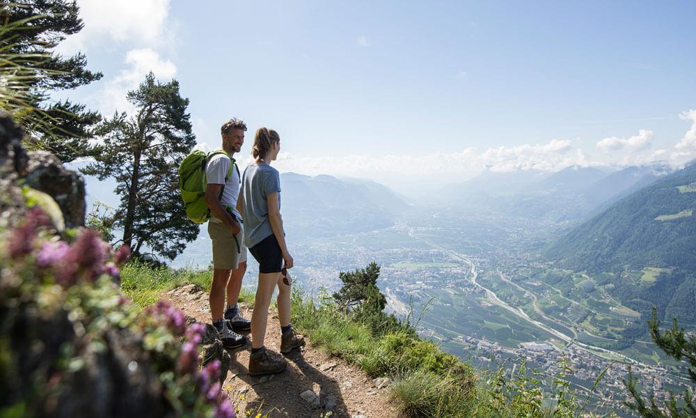 Meraner Höhenweg – einer der schönsten Wanderwege des Alpenraums